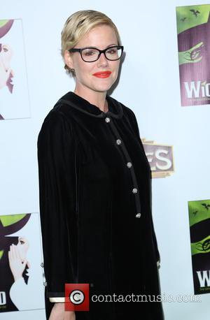 Kathleen Robertson - Shots from the Opening night of 'Wicked' as stars arrived at the even which was held at...