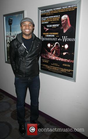 Justin Chambers - Screening  of 'Archaeology of a Woman' for awards season consideration at Laemmle's Music Hall 3 in...