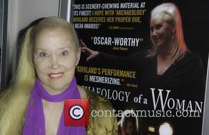 Sally Kirkland - Screening  of 'Archaeology of a Woman' for awards season consideration at Laemmle's Music Hall 3 in...