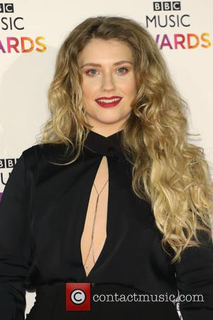 Ella Henderson - Shots of a host of stars from the music industry as they arrive for the inaugural BBC...