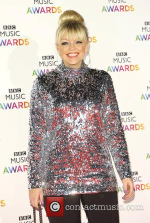 Kate Thornton - Shots of a host of stars from the music industry as they arrive for the inaugural BBC...