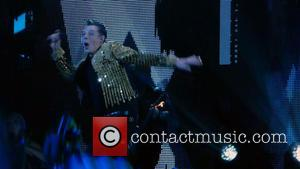 John Newman - BBC Music Awards at Earl's Court Exhibition Centre - Performances at Earl's Court - London, United Kingdom...