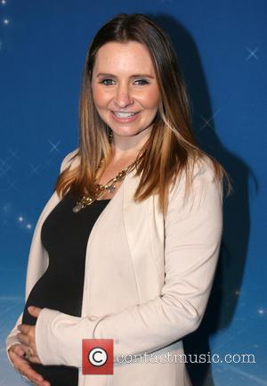 Beverley Mitchell - Shots from The Staples Center which was host to