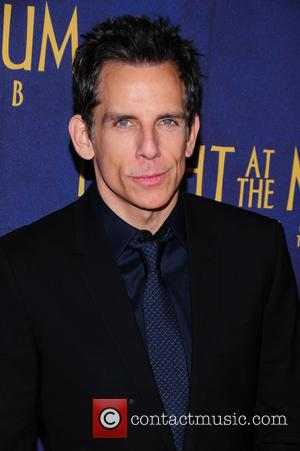 Ben Stiller - Shots of a variety of stars as they arrive for the New York Premiere of 'Night at...
