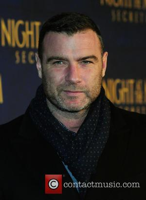 Liev Schreiber - Shots of a variety of stars as they arrive for the New York Premiere of 'Night at...