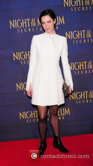 Rebecca Hall - Shots of a variety of stars as they arrive for the New York Premiere of 'Night at...