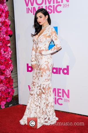 Charli XCX - Billboard Women in Music Luncheon 2014 at Cipriani Wall Street - New York, New York, United States...