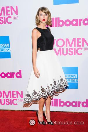 Taylor Swift - Billboard Women in Music Luncheon 2014 at Cipriani Wall Street - New York, New York, United States...