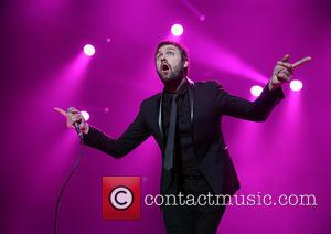 Tom Meighan and Kasabian - Kasabian perform at the Phones 4u Arena, Manchester at Manchester Arena - Manchester, United Kingdom...