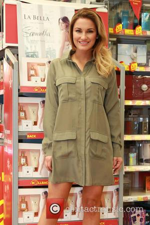 Sam Faiers - Sam Faiers promotes her latest fragrance 'La Bella' at ADSA in Leeds - Leeds, United Kingdom -...