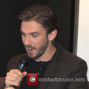Dan Stevens - Shots from the press conference for the movie 'Night at the Museum: Secret of the Tomb' The...