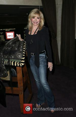 Loni Anderson - Loni Anderson attends an auction of Burt Reynolds' property by Julien's Auctions, held at the Palms Casino...