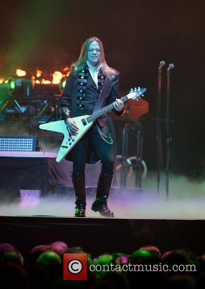 Angus Clark and Trans-siberian Orchestra