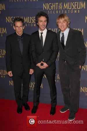 Ben Stiller, Director, Shawn Levy and Owen Wilson