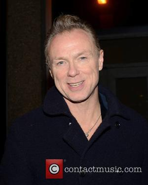 Gary Kemp - Celebrities at the RTE studios for 'The Late Late Show' - Dublin, Ireland - Friday 12th December...