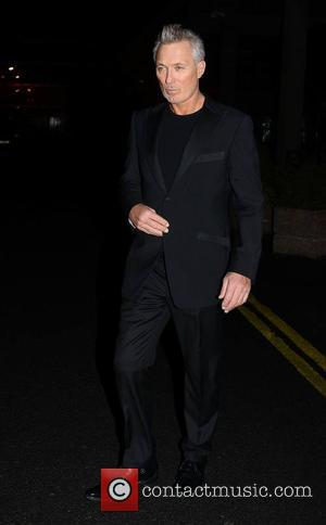 Martin Kemp - Celebrities at the RTE studios for 'The Late Late Show' - Dublin, Ireland - Friday 12th December...