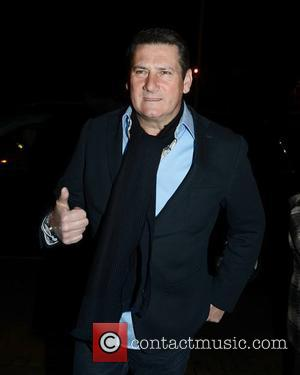 Tony Hadley - Celebrities at the RTE studios for 'The Late Late Show' - Dublin, Ireland - Friday 12th December...