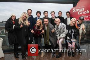 Stevi Ritchie, Blonde Electra, Shelley Smith, Kingsland Road, James Michael, Tabby Callaghan, Kimberley Southwick, Jamie Theakston and Emma Bunton