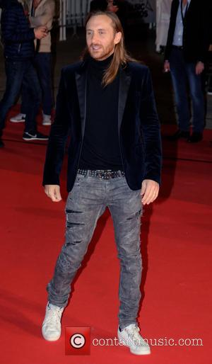 David Guetta Dating Model 25 Years His Junior - Report