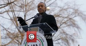 Al Sharpton - 'Justice For All' civil rights march on Pennsylvania Avenue in Washington D.C., organized by Al Sharpton's National...