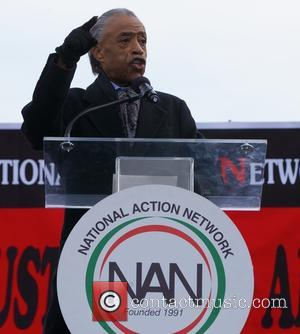 Al Sharpton Holds Anti-oscars Rally In Hollywood