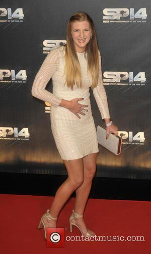 Rebecca Adlington - BBC Sports Personality Of The Year Award 2014 held at the SSE Hydro - Arrivals at SECC...