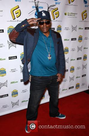 Coolio - One Step Closer Foundation 7th Annual All-In For Cerebral Palsy Celebrity Poker Tournament at Bally's Las Vegas Hotel...