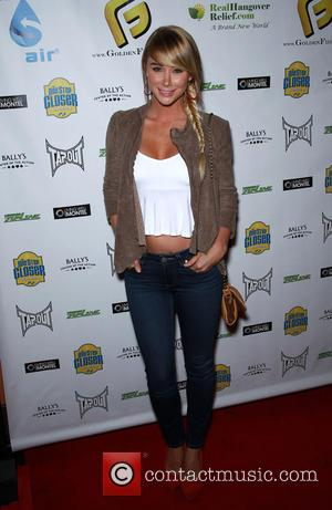 Sara Jean Underwood - One Step Closer Foundation 7th Annual All-In For Cerebral Palsy Celebrity Poker Tournament at Bally's Las...
