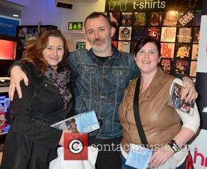 Ger O'donoghue, Tommy Tiernan and Debbie Fox