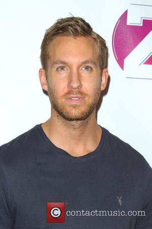 Calvin Harris - Shots of a variety of stars from the music industry as they took to the red carpet...