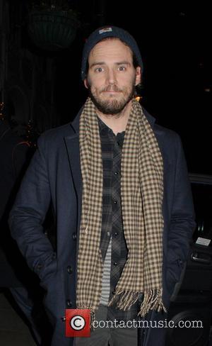 Sam Claflin - Celebrities at Chiltern Firehouse restaurant in Marylebone - London, United Kingdom - Sunday 14th December 2014