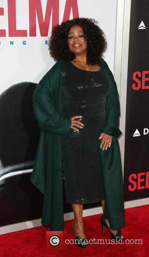 Oprah Winfrey - New York premiere of 'Selma' at Ziegfeld Theater - Red carpet arrivals at Ziegfeld Theater - New...