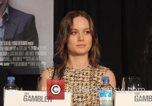Brie Larson - Press conference for 'The Gambler' held at the Mandarin Oriental Hotel at Mandarin Oriental Hotel - New...