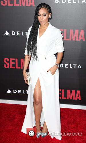 Tia Mowry - Shots of a variety of stars as they took the the red carpet for the premiere of...