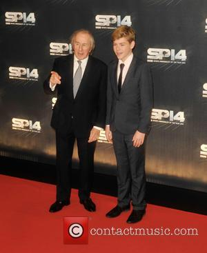 Sir Jackie Stewart - Photographs from the red carpet at the BBC Sports Personality Of The Year Award 2014 an...