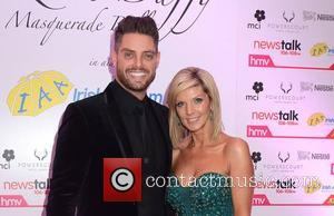 Keith Duffy and Lisa Duffy