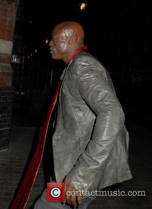 Seal - Celebrities at Chiltern Firehouse restaurant in Marylebone - London, United Kingdom - Monday 15th December 2014