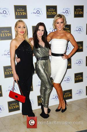 Iveta Lukosiute, Joanne Clifton and Natalie Lowe