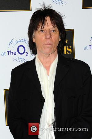 Jeff Beck - Elvis at the O2 opening night - Arrivals - London, United Kingdom - Monday 15th December 2014