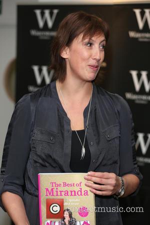 Miranda Hart - Miranda Hart signs copies of her new book 'The Best of Miranda' at Waterstone's, Piccadilly, London at...