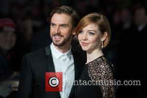 Dan Stevens and Susie Hariet - 'Night at the Museum: Secret of the Tomb' - UK film premiere held at...