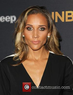Lolo Jones - Shots of a variety of stars as they arrived for the Los Angeles premiere of the action...