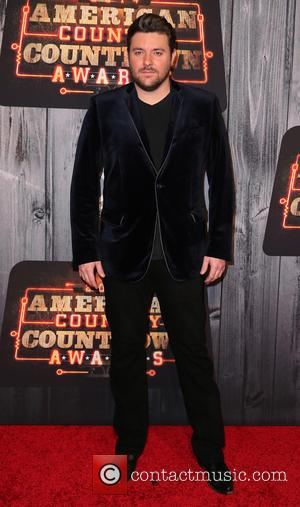 Chris Young - Shots of a host of celebrities as they took to the red carpet for the 2014 American...