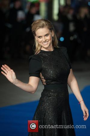 Alice Eve - Stars from the latest in the Night at the Museum series of movies 'Night At The Museum:...