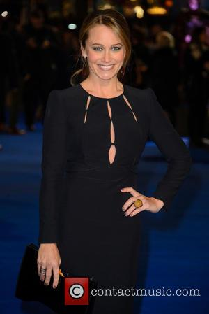 Christine Taylor - 'Night at the Museum: Secret of the Tomb' - UK film premiere held at the Empire Leicester...
