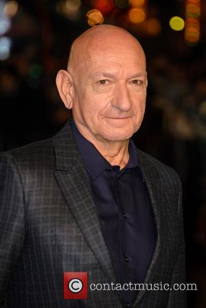 Sir Ben Kingsley - 'Night at the Museum: Secret of the Tomb' - UK film premiere held at the Empire...