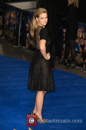 Alice Eve - The European premiere of 'Night at the Museum: Secret of the Tomb'  held at the Empire...