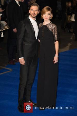 Dan Stevens and Susie Hariet - The European premiere of 'Night at the Museum: Secret of the Tomb'  held...