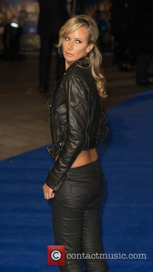 Lady Victoria Hervey - The European premiere of 'Night at the Museum: Secret of the Tomb'  held at the...