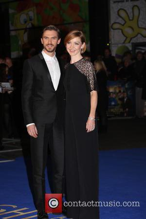 Dan Stevens and Susie Hariet - Stars from the latest in the Night at the Museum series of movies 'Night...